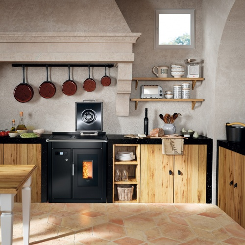 Stoves/pellets/smart 80