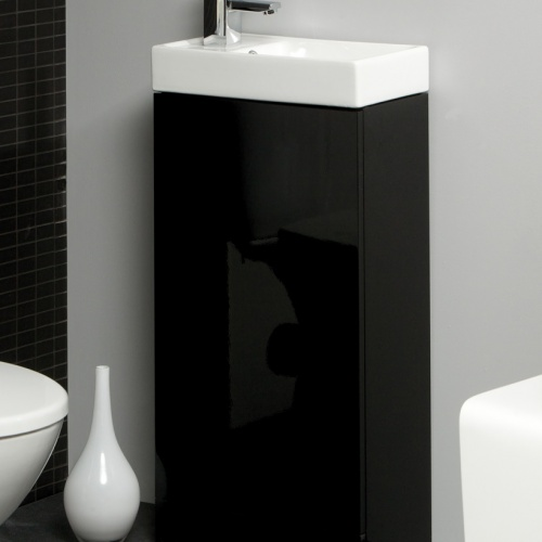 bathroom/BASBK - basle black lifestyle resized