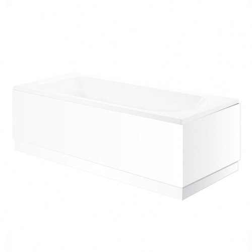 bathroom/ELTEP70WH - belmont endpanel white 2