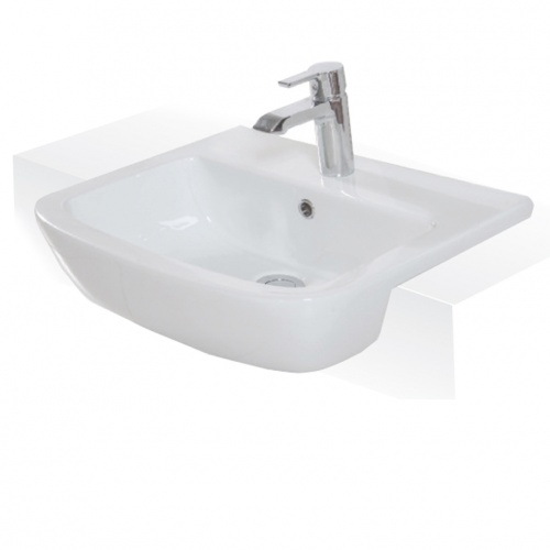 bathroom/FLOSRBAS1-US - florence recess basin white